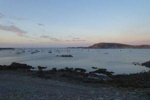 Alderney Hafen