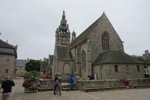 Kirche Roscoff